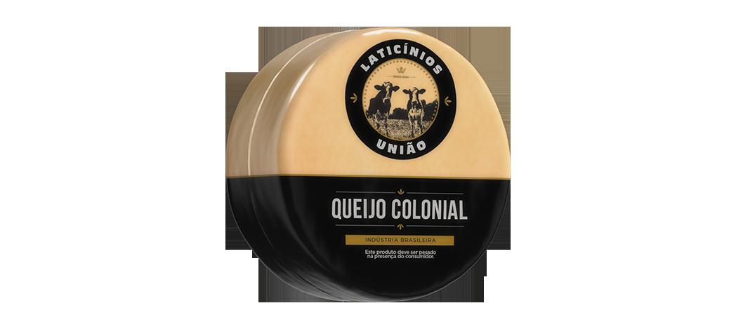 Queijo Colonial Zero Lactose