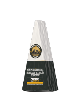 Queijo Gruyère Zero Lactose